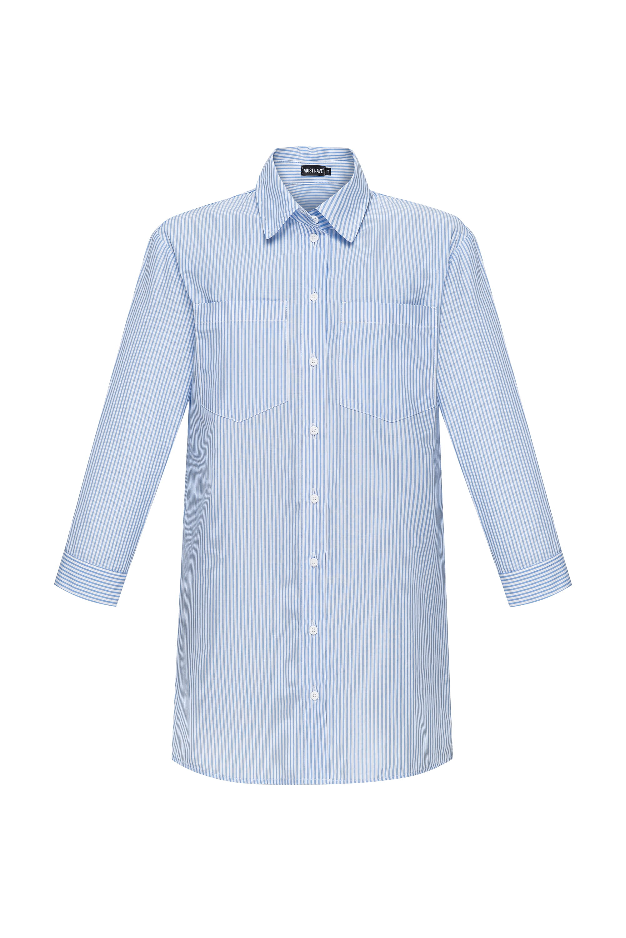 Loose Fitting Striped Shirt Buy In Kiev Price 4499 Usd Uah Musthave