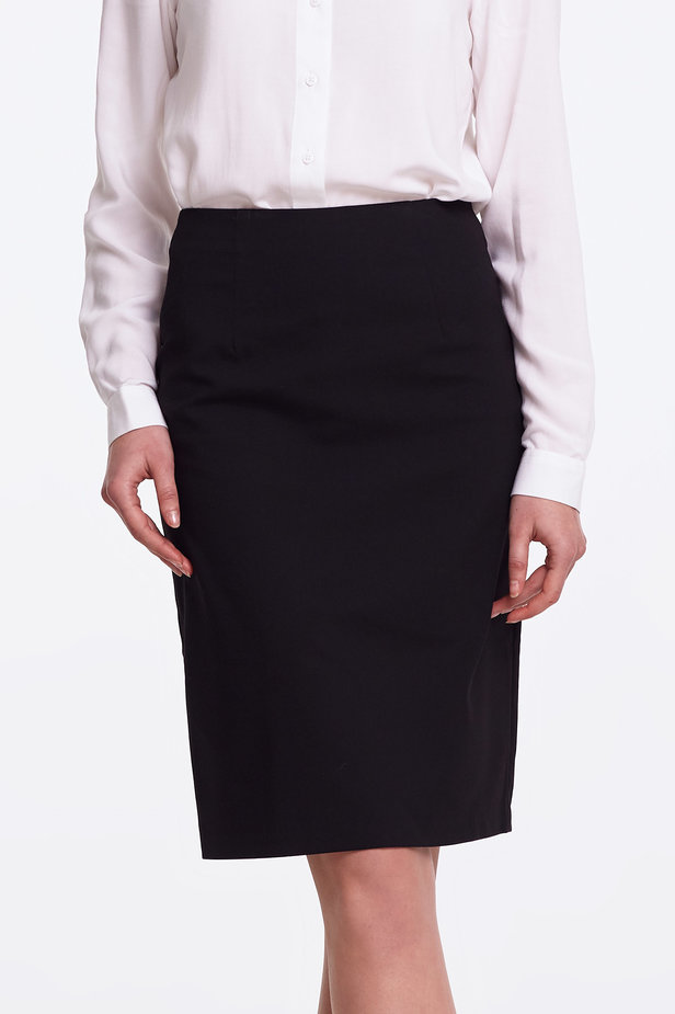 Black pencil skirt photo 1 - MustHave online store