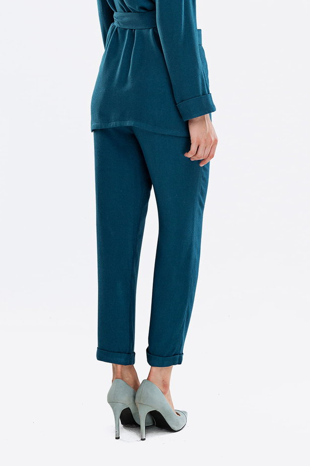 Cyan pants photo 4 - MustHave online store