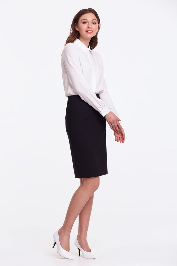 Black pencil skirt photo 6 - MustHave online store