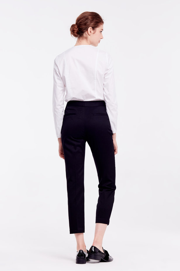 Black trousers MustHave photo 5 - MustHave online store
