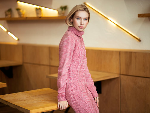Knitwear: knitted clothing from MustHave