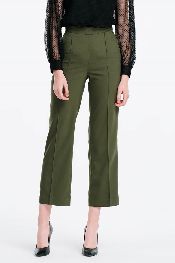 Khaki trousers photo 1 - MustHave online store