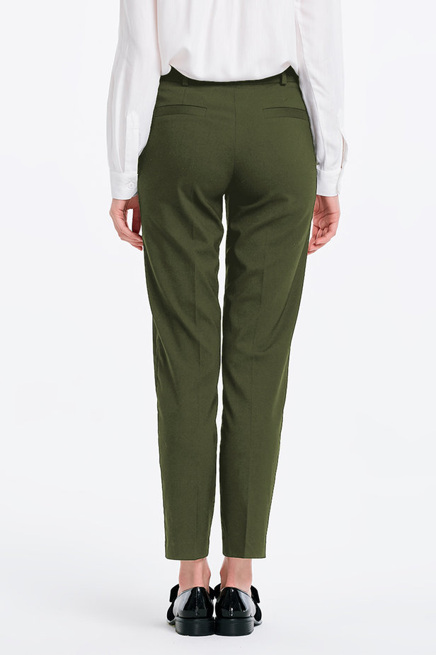 Short khaki trousers photo 5 - MustHave online store