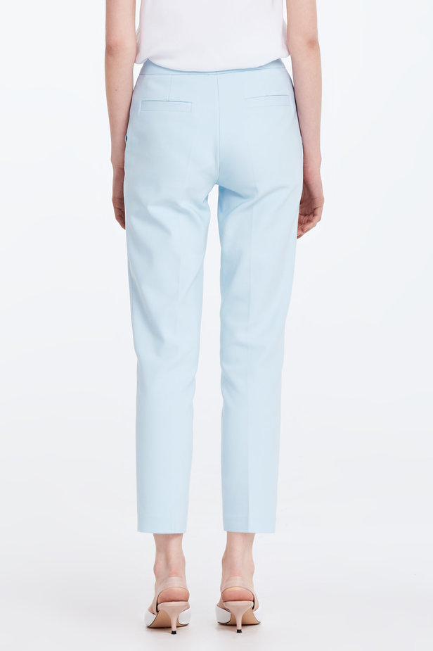 Short blue trousers photo 5 - MustHave online store