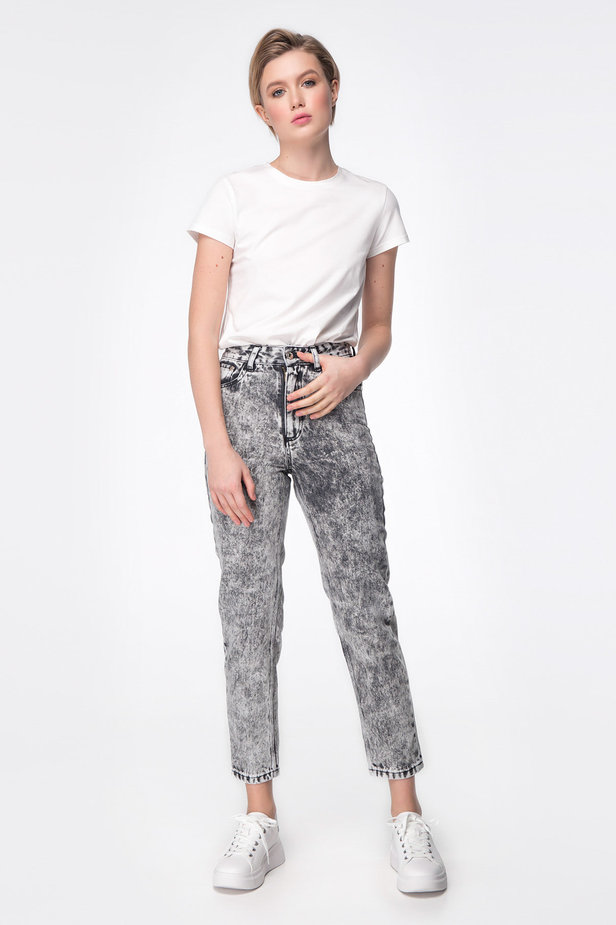 Grey jeans photo 2 - MustHave online store