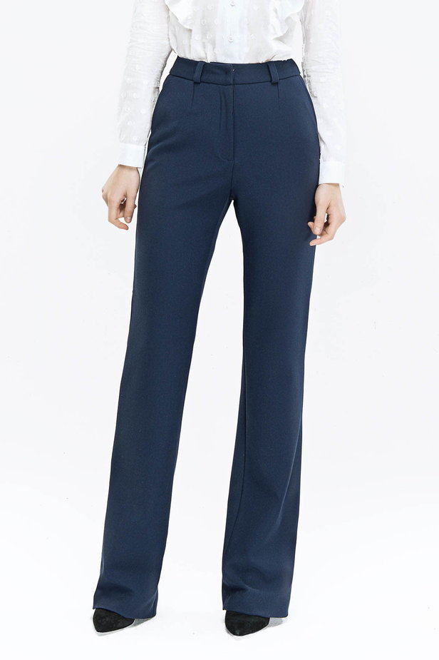 Blue trousers photo 1 - MustHave online store