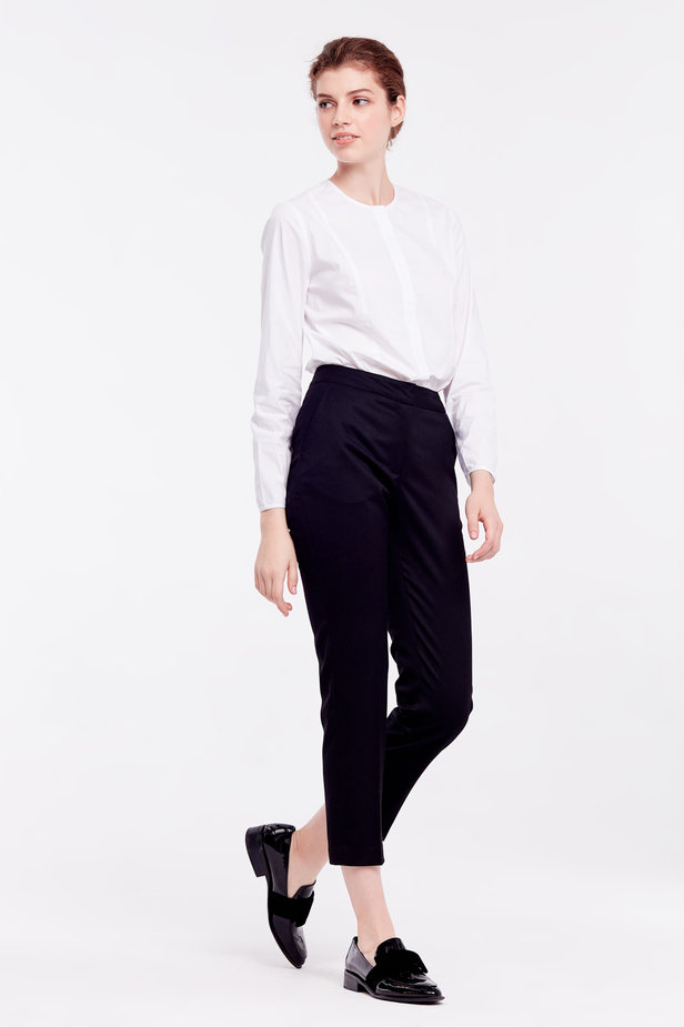 Black trousers MustHave photo 6 - MustHave online store