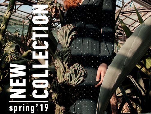 Your Brand New MustHave Spring: New Collection's 2nd Entry