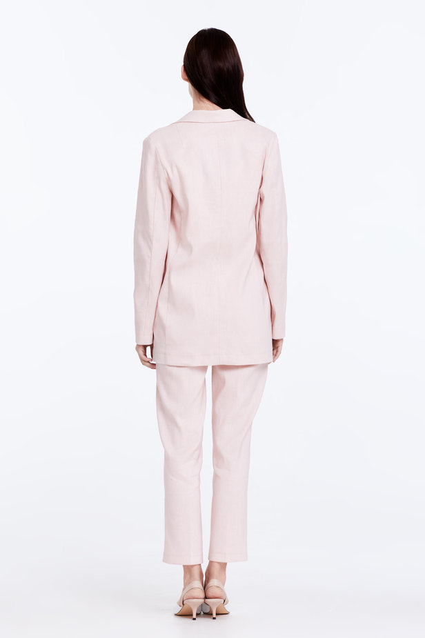 Powder pink jacket photo 7 - MustHave online store