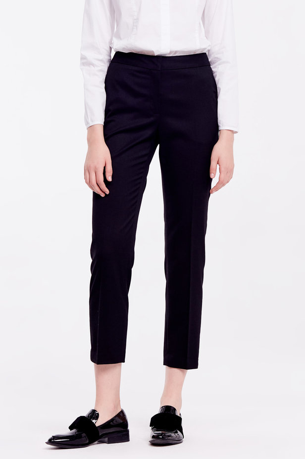 Black trousers MustHave photo 2 - MustHave online store