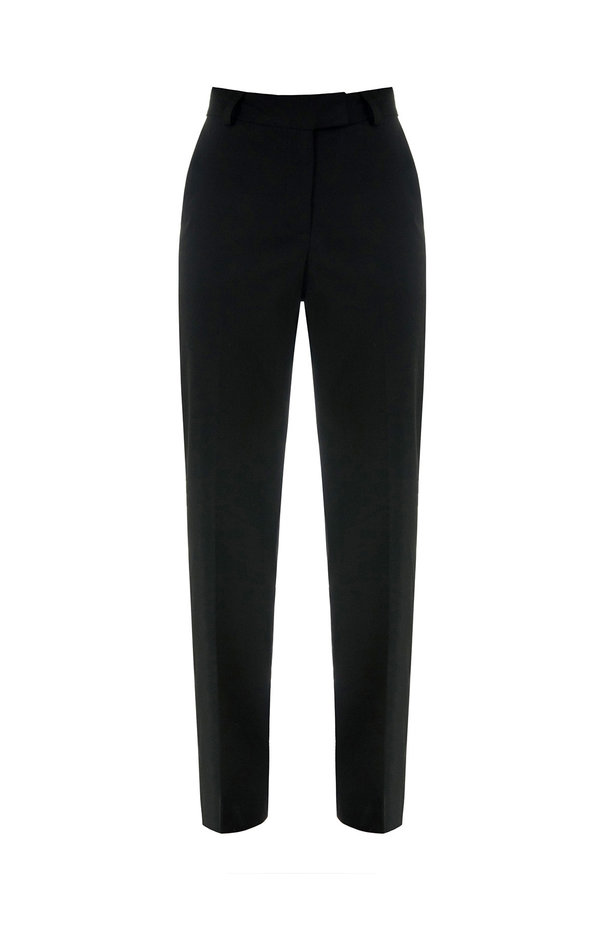 Short black trousers photo 6 - MustHave online store