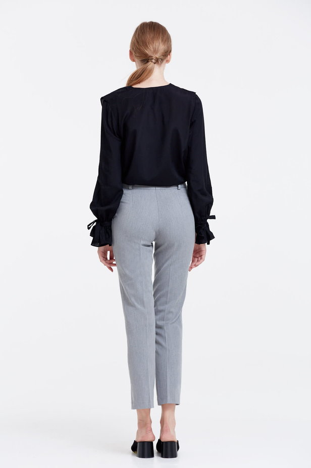 Grey trousers photo 4 - MustHave online store