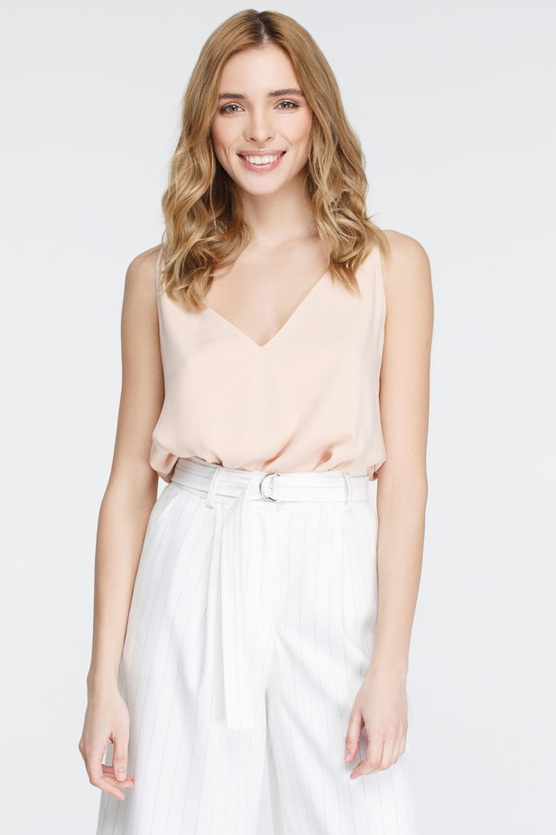 Beige Top photo 1 - MustHave online store