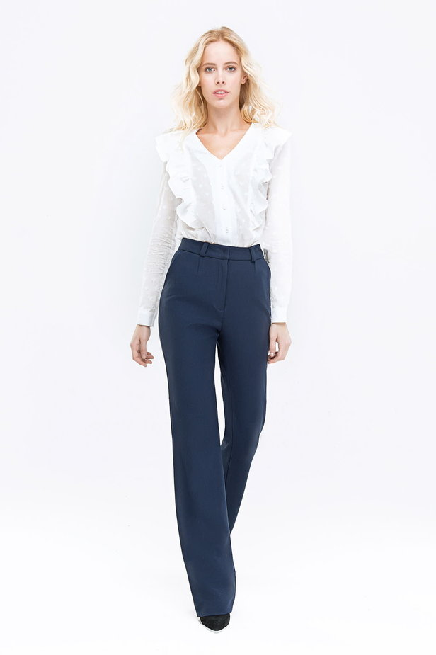 Blue trousers photo 2 - MustHave online store