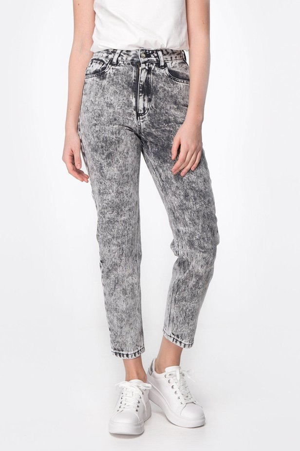 Grey jeans photo 1 - MustHave online store