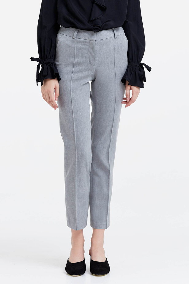 Grey trousers photo 1 - MustHave online store