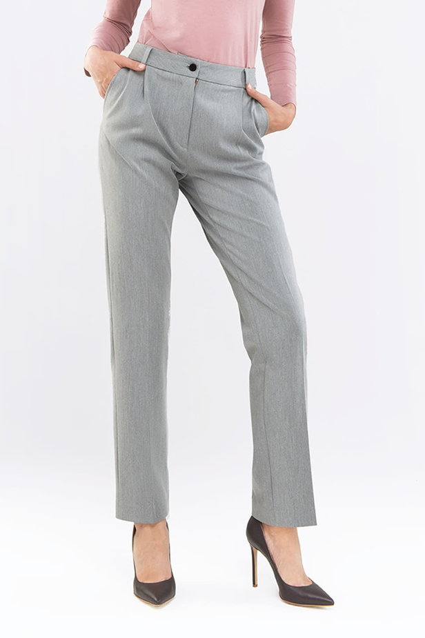 Short grey pants photo 1 - MustHave online store