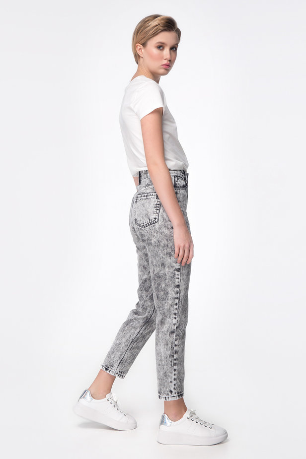 Grey jeans photo 4 - MustHave online store