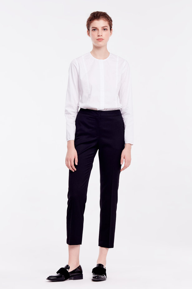 Black trousers MustHave photo 1 - MustHave online store