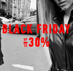 Black Friday 30%
