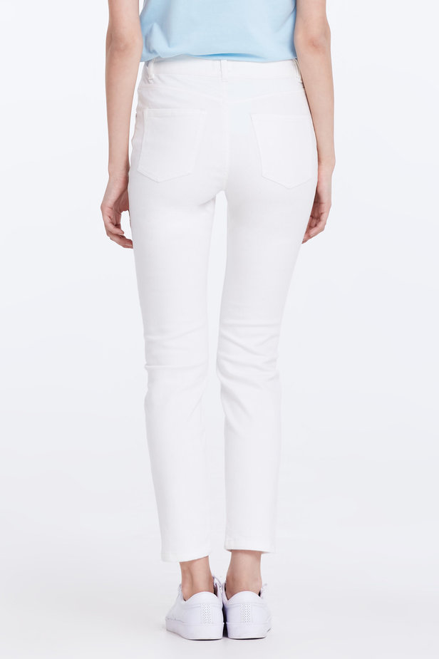 Skinny white jeans photo 5 - MustHave online store