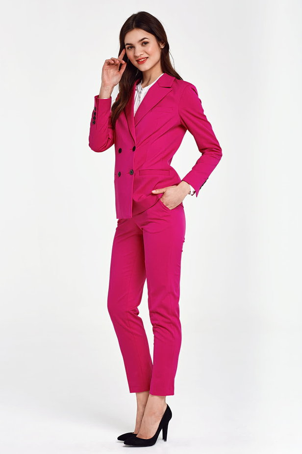 Short fuschia pants photo 2 - MustHave online store