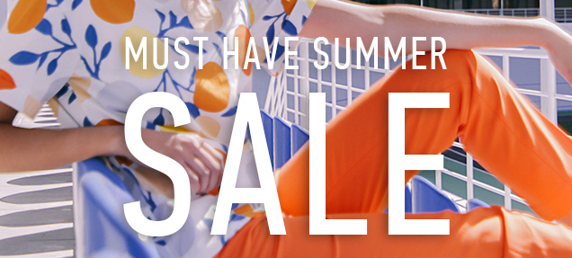 MustHave Summer Sale