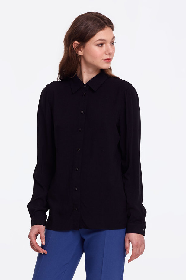 Black shirt photo 1 - MustHave online store