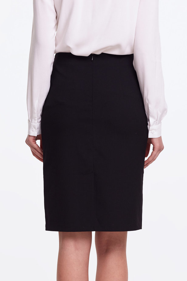 Black pencil skirt photo 4 - MustHave online store