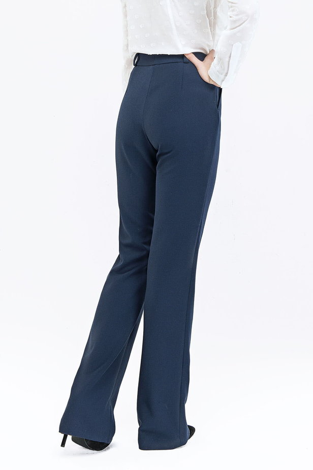 Blue trousers photo 3 - MustHave online store