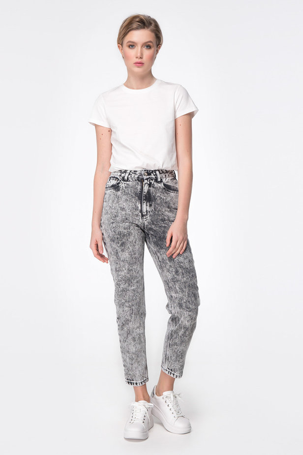 Grey jeans photo 3 - MustHave online store