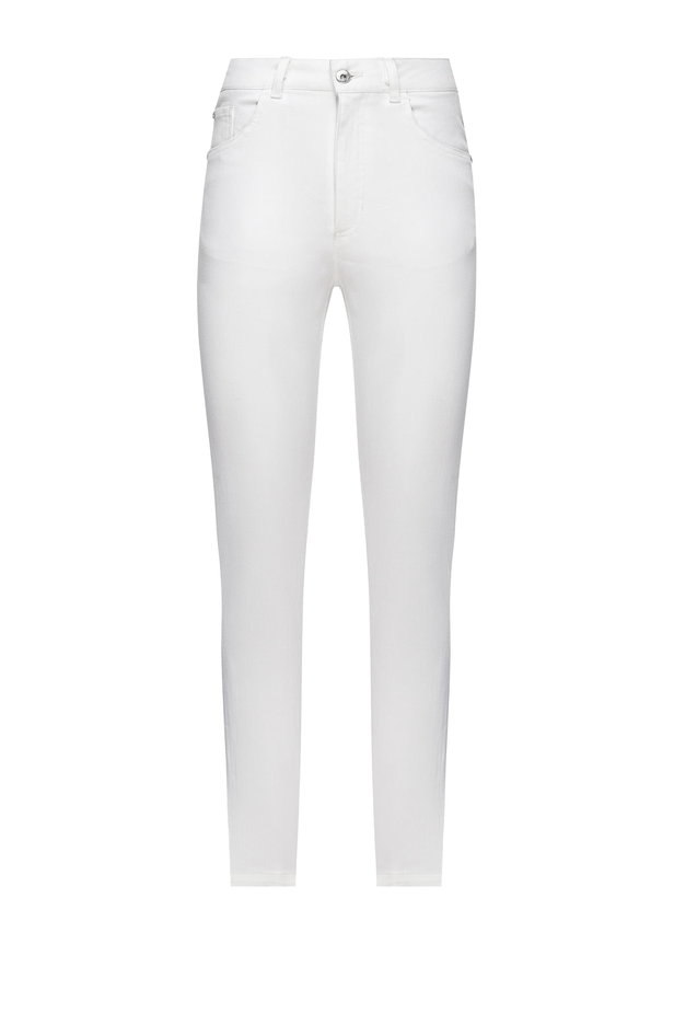 Skinny white jeans photo 7 - MustHave online store