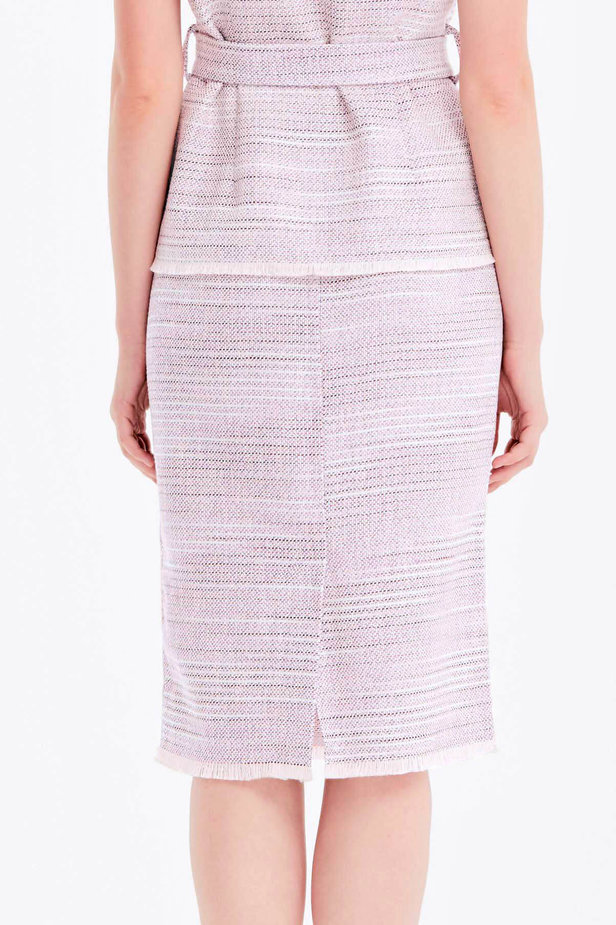 Pencil tweed skirt photo 4 - MustHave online store