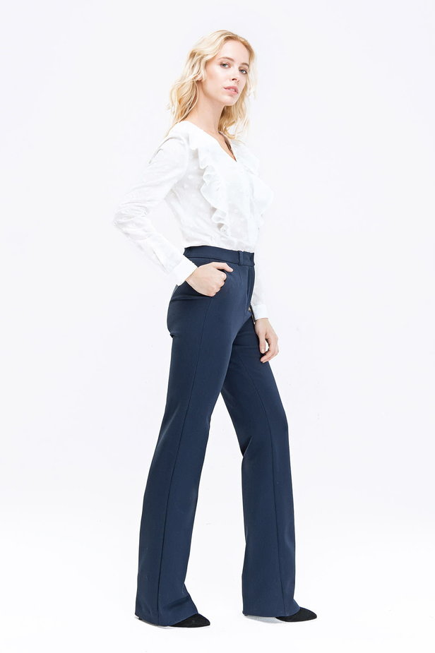 Blue trousers photo 4 - MustHave online store