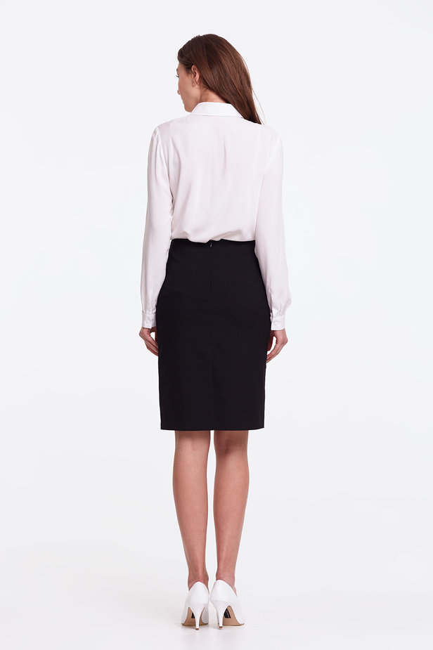 Black pencil skirt photo 5 - MustHave online store