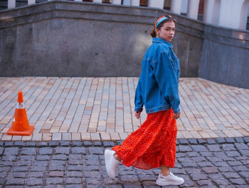 Style with Sneakers: Top-5 Spring MustHave Looks