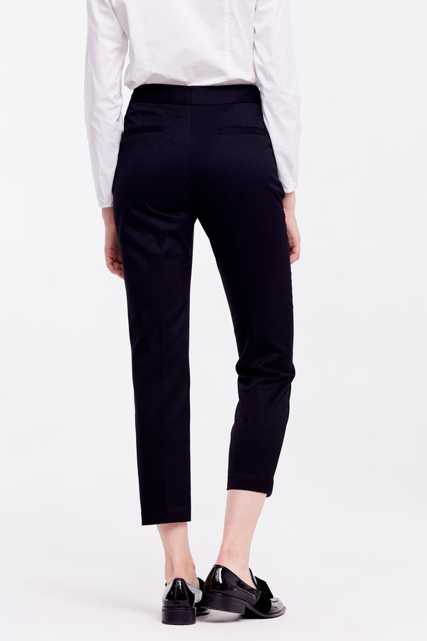 Black trousers MustHave photo 4 - MustHave online store
