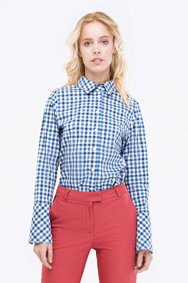 Checked shirt photo 1 - MustHave online store