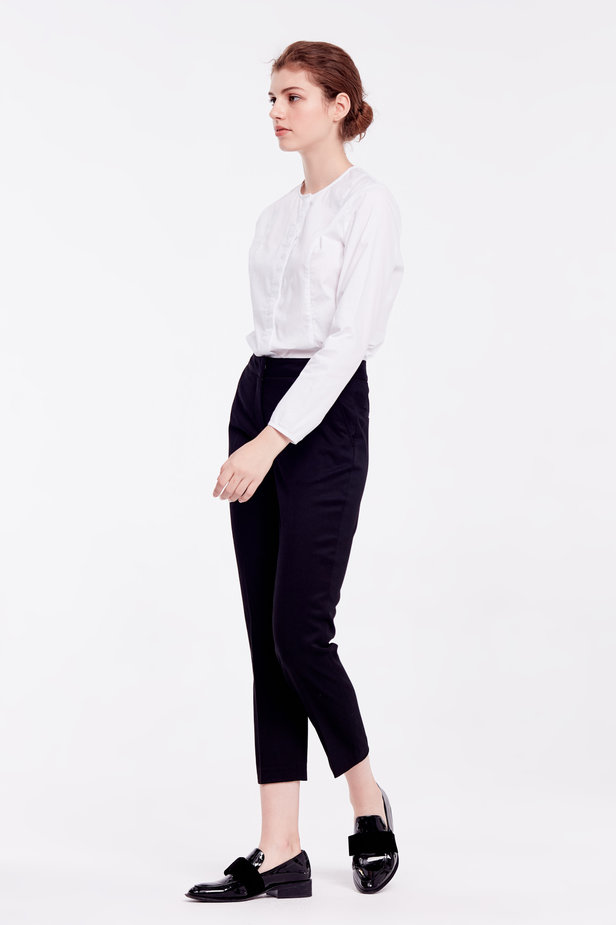 Black trousers MustHave photo 3 - MustHave online store